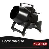 etapa 1800watt que enciende la máquina artificial de gran alcance de la nieve de la espuma para el partido