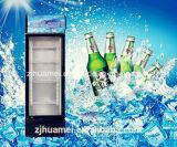 Kühlvorrichtung und Schaukasten des Getränk-218L