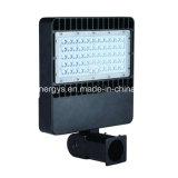 LEDの駐車場ランプのフラッドライト80Wの街灯の駐車場Shoebox