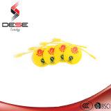 Ds-6004 легко нажмите пластиковые уплотнения для навесного замка