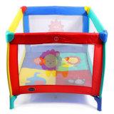 Foldable 큰 공간 유럽 기준 아기 갓난아이 놀이터