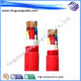 Les Multi-Faisceaux 6kv XLPE ont isolé le câble d'alimentation blindé épais engainé par PVC de fil d'acier