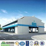 Estructura de acero prefabricados de gran altura, Oficina de Negocios