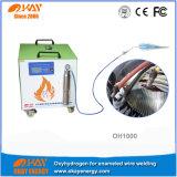 Saldatrice ad alta frequenza dell'idrogeno dell'acqua del generatore di Hho