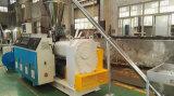 Мягкий и твердый PVC зерна горячий умирает линия машины зерения вырезывания стороны