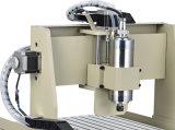 300X400mmのアクリル木PVC CNCのルーター機械