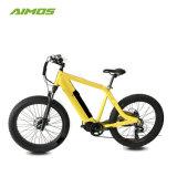 AMS-Tde-Srb Aimos Nuevos Productos 48V 750W Fat Ebike Mediados de motor de accionamiento neumático