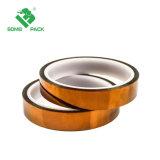Nastro a temperatura elevata del nastro adesivo pi del silicone della pellicola di Polyimide dei Kaptons