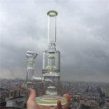 Снаряжение ЛИМАНДЫ буровой вышки трубы водопровода барботера трубы водопровода трубы табака стеклянное оптовой продажи Китая