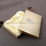銀製の印刷を用いる金カラー高品質のクリスマスのギフト用の箱