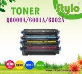 Cartucho de toner de la impresora de color Q6000A para HP 1600 2600n 2605