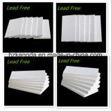 Material de PVC de alta densidad de 4X8FT Blanco 20mm placas de espuma rígida de PVC para gabinetes de cocina