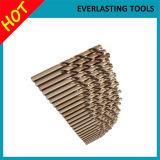 Bits de broca das ferramentas de potência M35 DIN338 para a perfuração do metal