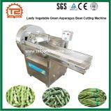 Les légumes feuillus Commercial Machine de découpe de haricots asperges vertes pour la vente