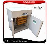 Nouvelle conception de petite machine de l'éclosion couveuse pour poules Bz-352