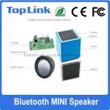 입방체 Bluetooth 단청 소형 휴대용 손 자유로운 스피커 공장
