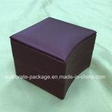 Personalizar el logotipo personalizado de lujo Joyas de plástico cajas de regalo