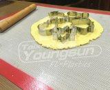 高品質の再使用可能なシリコーンのクッキーのオーブン用の天板