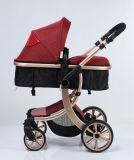 Carrinho Dobra Europeu Bebé com Pt1888 Aprovação: 2012