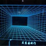 Taglio del laser del CO2 e macchina per incidere con la scelta due circa ad alta velocità o diritto