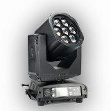 Indicatore luminoso capo mobile del mini dello zoom LED del rifornimento LED di Gbr occhio dell'ape