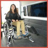 휠체어 감금 시스템, 휠체어는 아래로 맨다 시스템, 휠체어 로커 (X-801-1)를