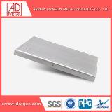 PVDF revêtement en aluminium léger et facile à assembler des panneaux muraux pour Hall Wall/ mur de fond/ Mur de l'élévateur