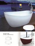 Nuevo estilo libre Popular acrílico permanente bañera (6012)