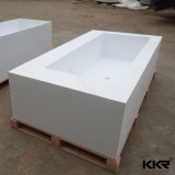 Kingkonreeの白い大理石の自由で永続的な石造りの浴槽