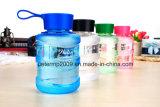 Миниая бутылка воды чашки 350ml воды ведра пластичная Анти--Бросая