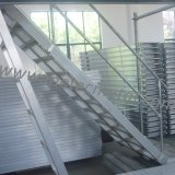 Venta caliente plegable la escala común de aluminio multiusos
