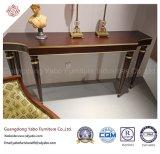 Mobília do hotel do console para a sala de visitas com tabela de console (7869B)