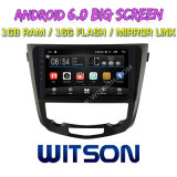 "Auto DVD des Witson 10.2 "" grosses Bildschirmandroid-6.0 für Nissans X-Schleppen (MIDDLE/HIGH) 2014"