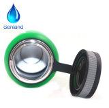 Livre de BPA em aço inoxidável isolado de parede dupla garrafa de água (SL-27)