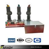 Station d'alimentation d'usine entièrement protégée Application Zw32-12FD/T630-25 disjoncteur du circuit de vide