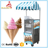 De bevroren Prijzen van de Machine van de Yoghurt met Elke Cilinder van de Onafhankelijke Controle van de Compressor