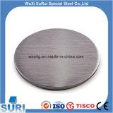 De Koudgewalste Cirkel van het Roestvrij staal AISI 304 met de Oppervlakte van Ba