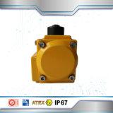 Doppio/azionatore a semplice effetto della valvola pneumatica con qualità eccellente