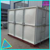 Réservoir de stockage de l'eau en fibre de verre en Malaisie