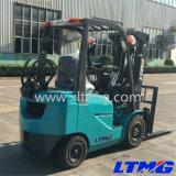Estilo brandnew novo Forklift de um LPG de 1.5 toneladas com o mastro de 3 estágios