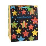 La estrella de cumpleaños zapatos ropa Toy Cake Shop bolsas de papel de regalo