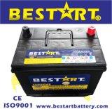 Bateria de armazenamento do carro de N50z-Mf 12V 60ah