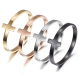 Juwelen van de Armband van het Roestvrij staal van de Juwelen van de Manier van toebehoren de Zilveren