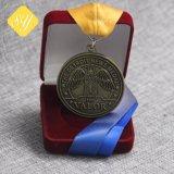 Professionnel personnalisé de haute qualité de l'émail doux Médailles militaires en alliage de zinc