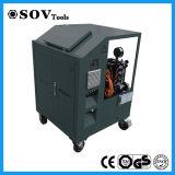 周波数変換制御同期油圧持ち上げ装置