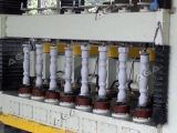 Высокая эффективность автоматическую колонку Balustrade режущей машины (DYF600)