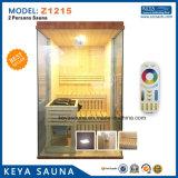Sitio portable de la sauna de la más nueva gran sauna seca con precio barato