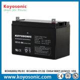 para o AGM recarregável Telecom bateria acidificada ao chumbo selada 12V 90ah