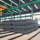 O aço laminado a alta temperatura perfila a pilha de folha da pilha de folha da fábrica Sy295 do material de construção, Sy340