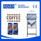 A fábrica Salingthree direto posta a máquina de peso semiautomática da escala para o pacote do café